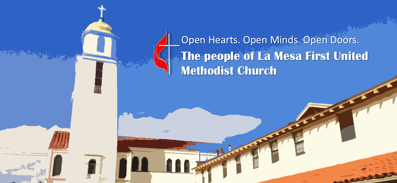 Welcome to La Mesa First United Methodist Church